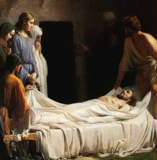 Jesus is gay on 'The Walking Dead' — here's why that ...  Jesus Dead