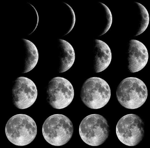 moon evolution
