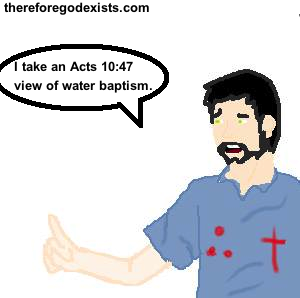is baptism necessary for salvation? 2