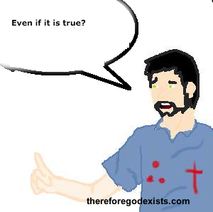 if christianity were true, would you become a christian?