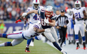 NFL: Buffalo Bills at New England Patriots