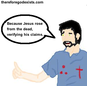 did jesus rise from the dead? 2