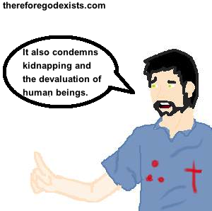 does the bible condone slavery? 2