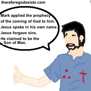 is jesus god in marks gospel? 2